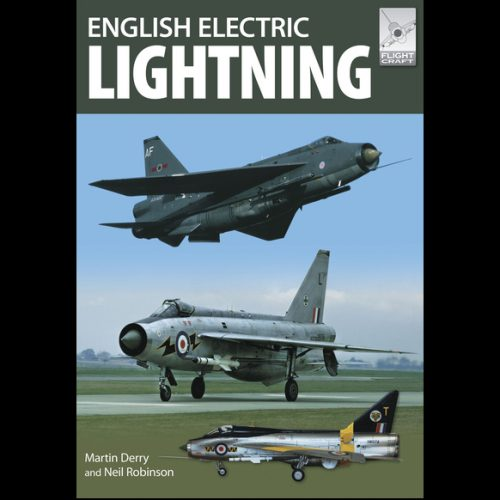 english electric lightning flight craft 11
